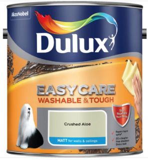 Dulux Easycare Matt 2.5L - Crushed Aloe